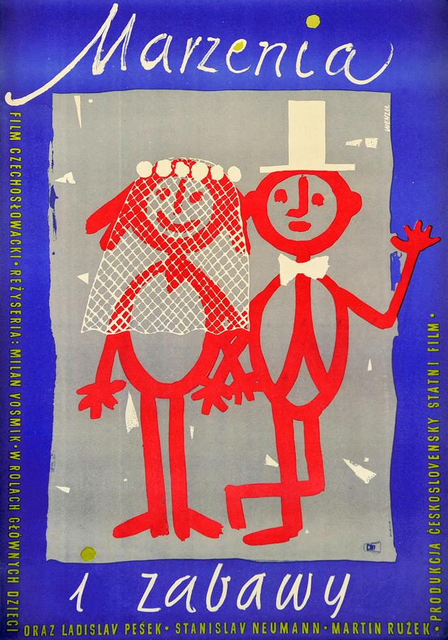 Marzenia i zabawy, 1960