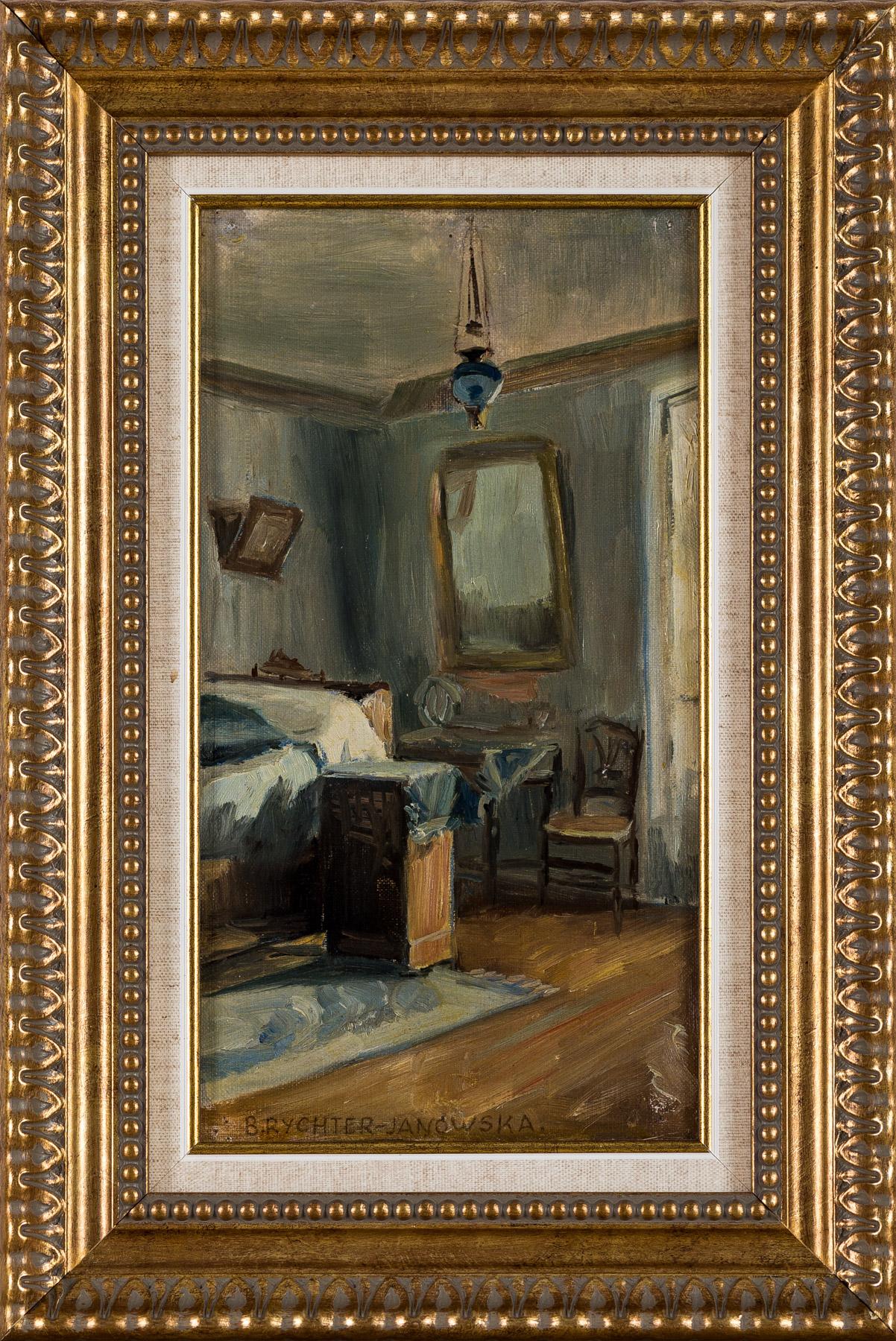Wnętrze saloniku
