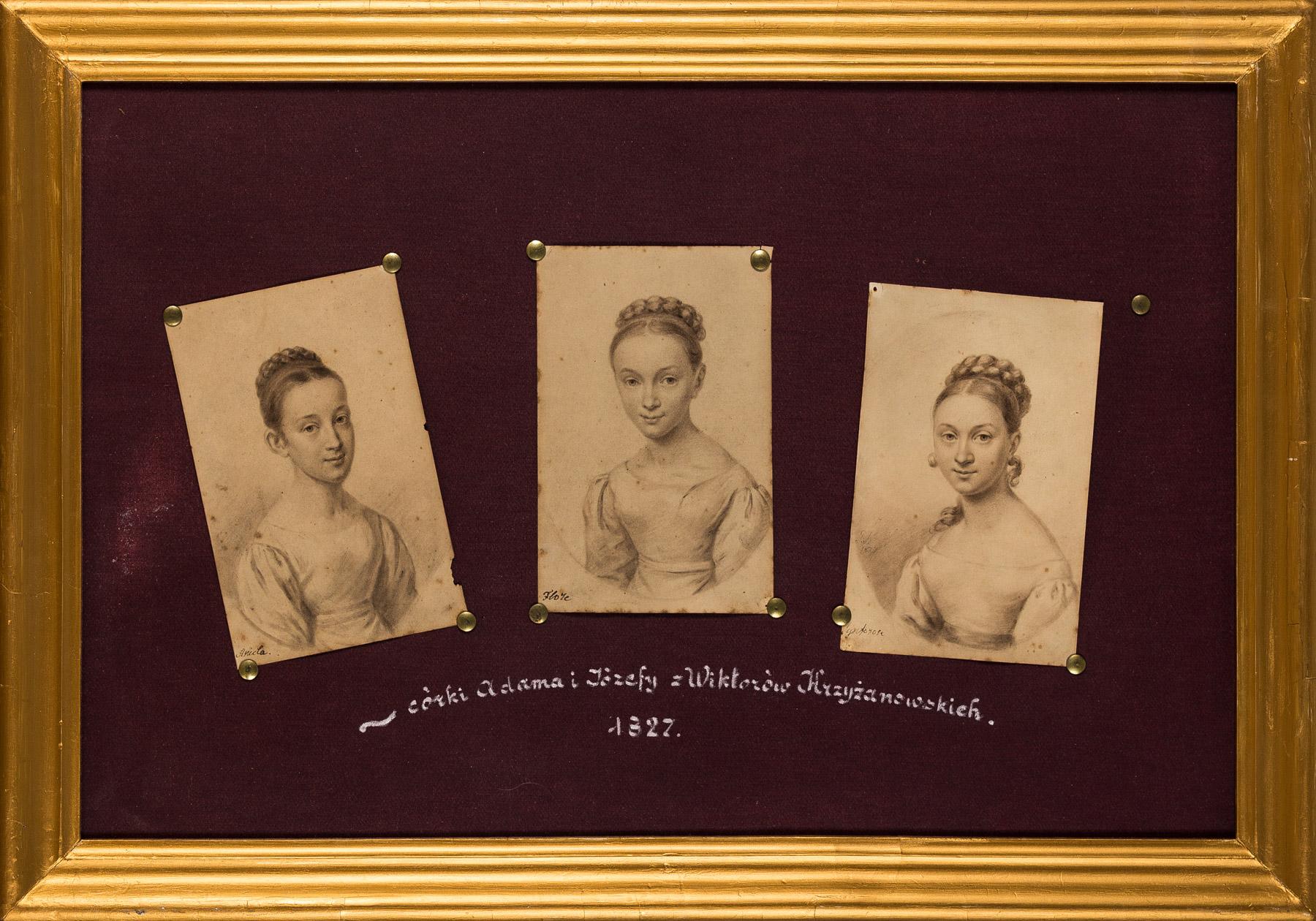 Siostry Krzyżanowskie, 1827