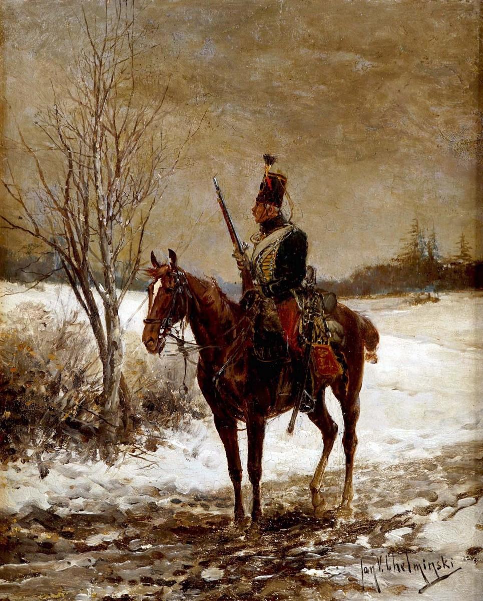 Huzar napoleoński, między 1888 a 1899