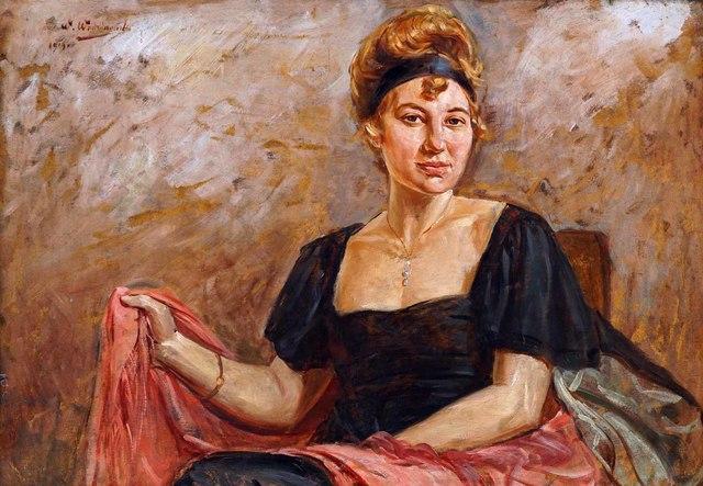 Portret kobiety, 1919