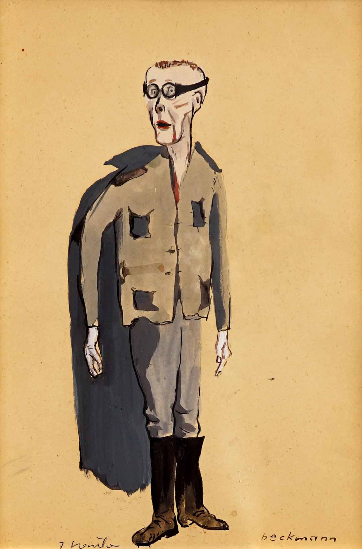 Heckmann - projekt kostiumu