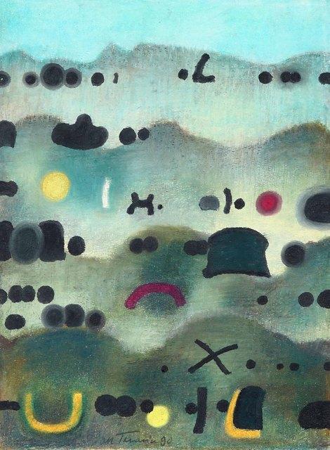 Wzgórza, 1990