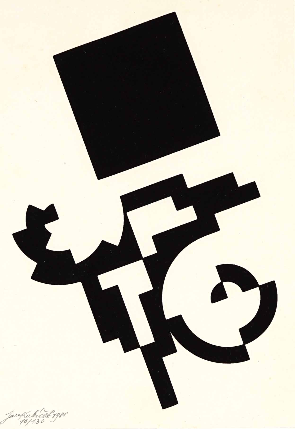 Bez tytułu, 1988