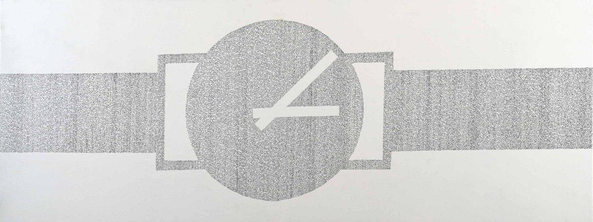 Enigma, z cyklu Czarno na białym, 2019