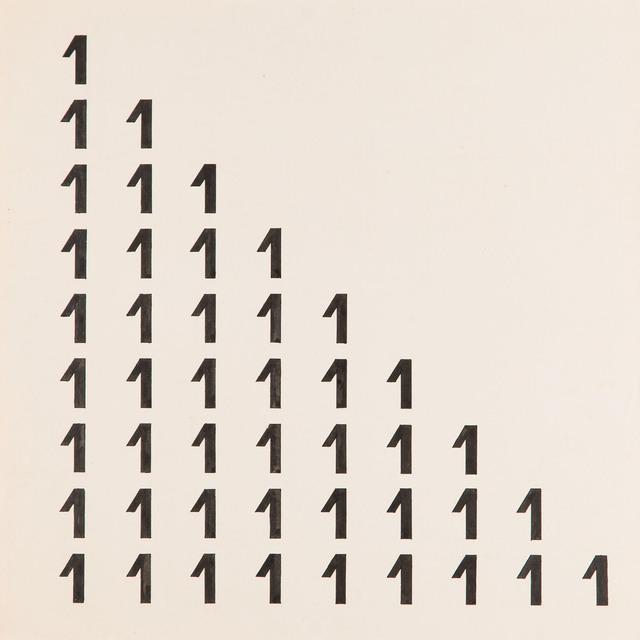 """""""Samotność"""", 1969"""