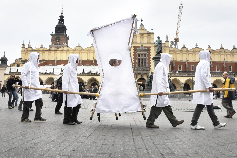 """Zestaw prac z akcji """"Bractwo Lektyki"""", 2009"""