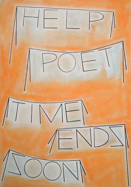 Help Poet Time Ends Soon, 2019
