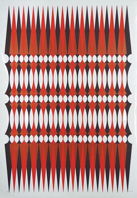 Z CYKLU: CINETIQUE, 1970-79 r.