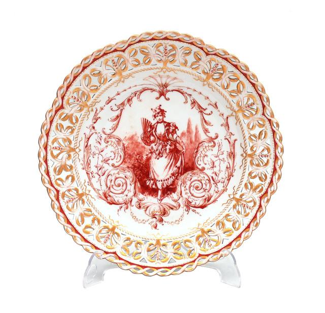 Para talerzy dekoracyjnych