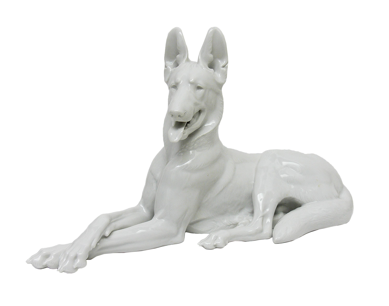 Figura owczarka (Grosse Schäferhund)