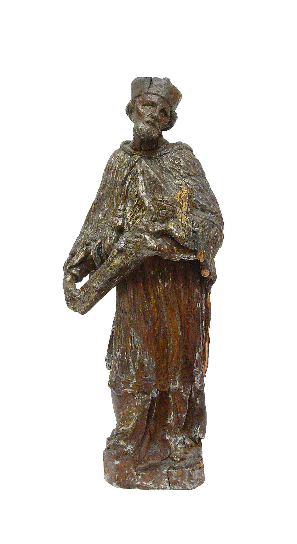 Figura świętego Jana Nepomucena