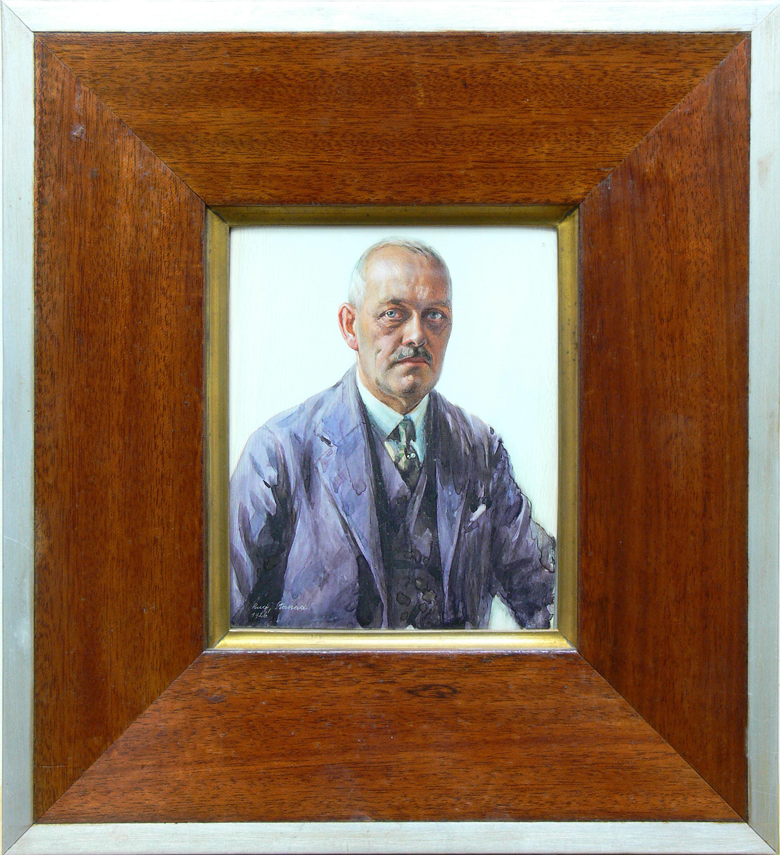 Portret Heinricha Schultza, 1926 r.