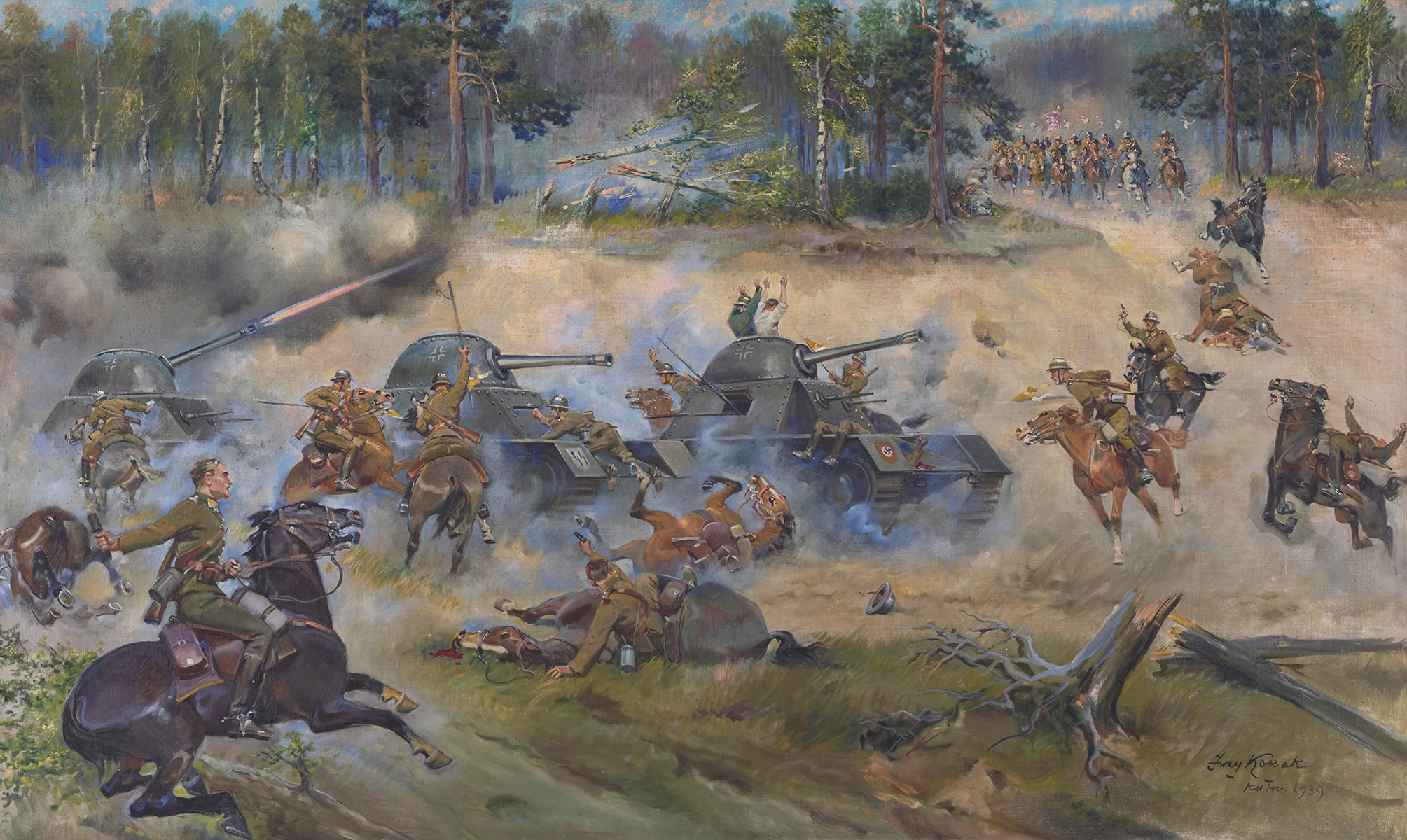 Bitwa pod Kutnem, 1939