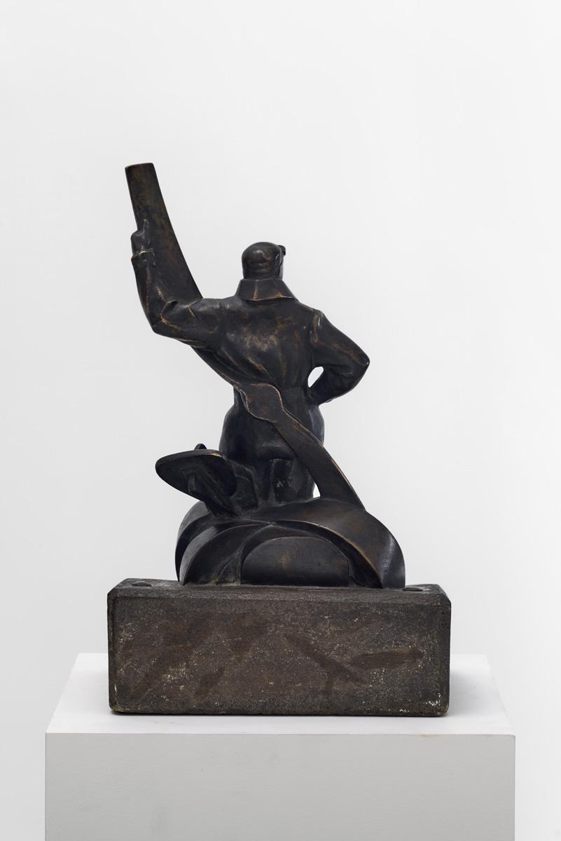Pomnik Lotnika, lata 30. XX w.