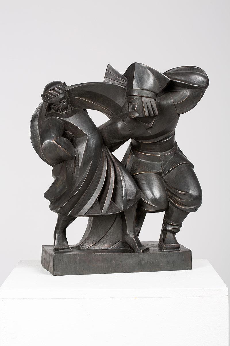 Tańcząca para, lata 30 XX w.