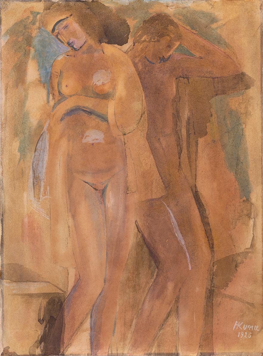 Dwa akty, 1926
