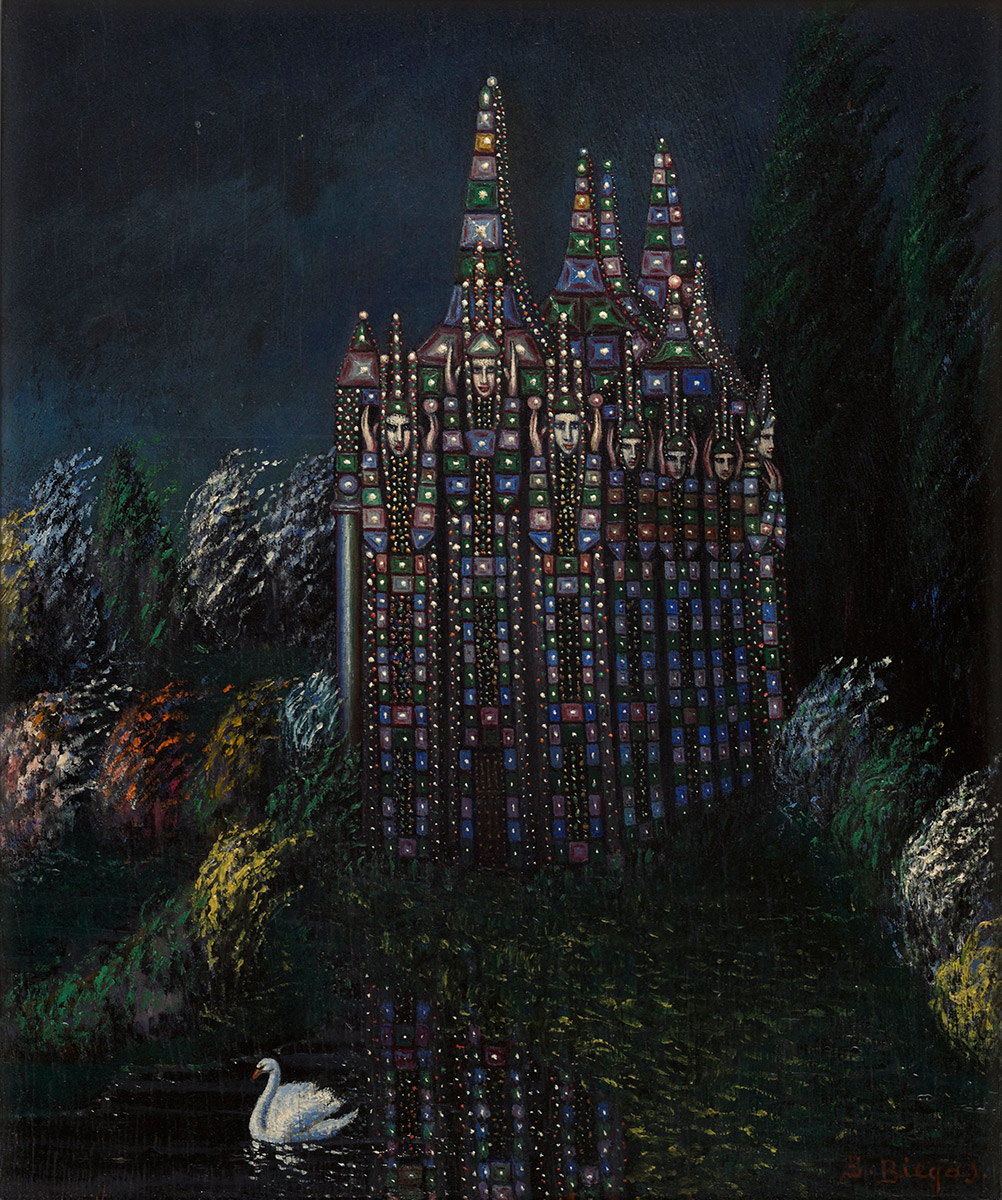 Świątynia ptaka tajemnic