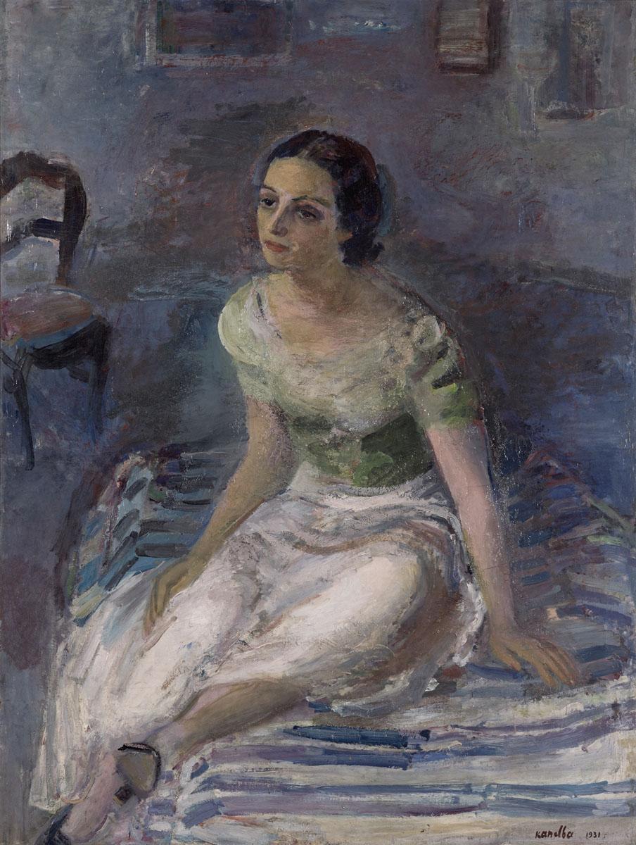 Portret żony, 1931