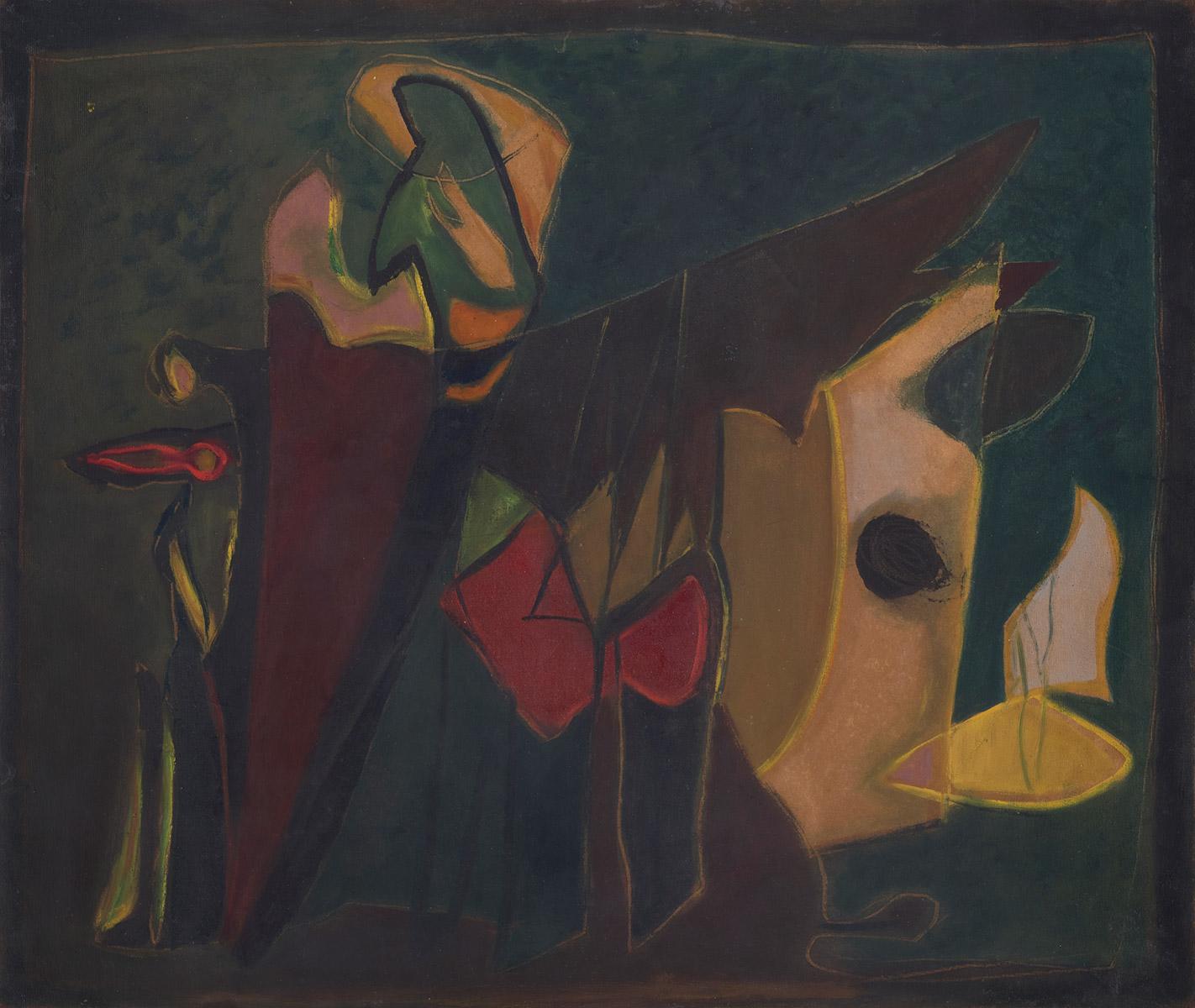 Kompozycja, ok. 1940
