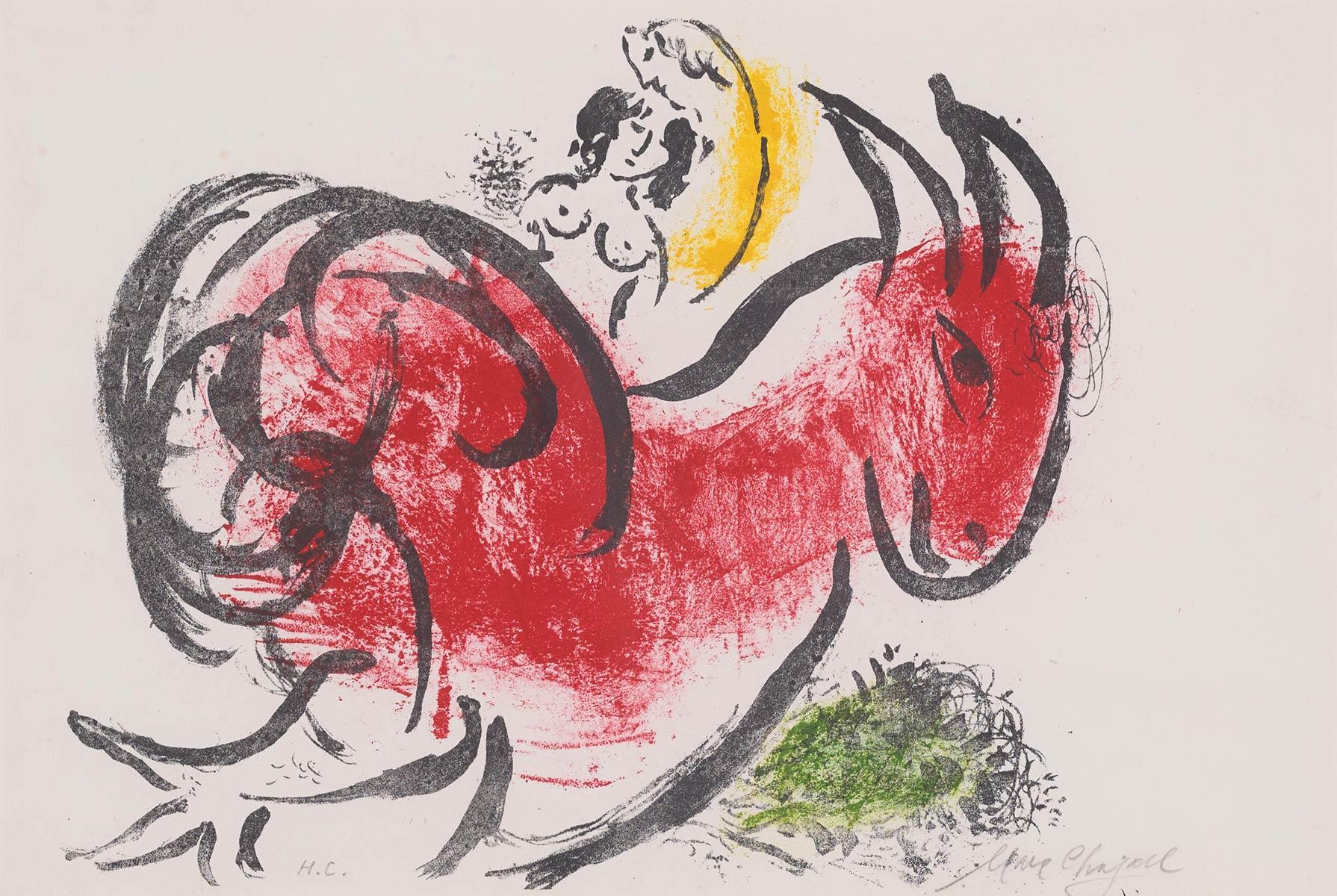 Czerwony Kogut, 1952