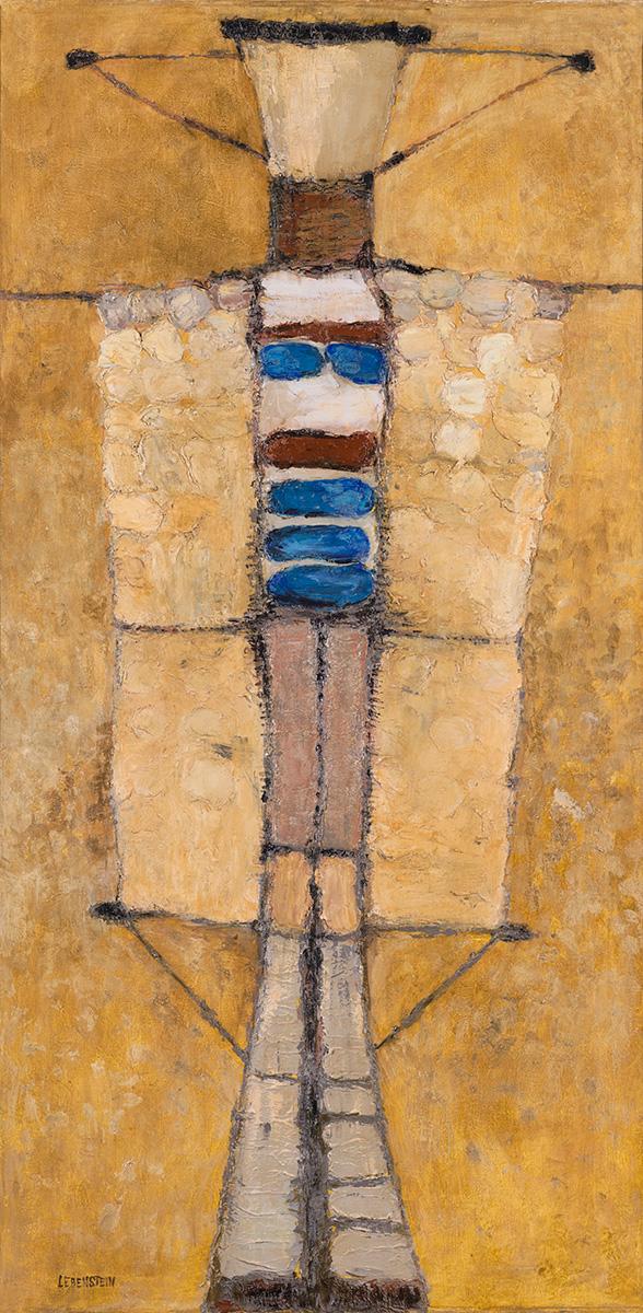 Figura osiowa, 1958