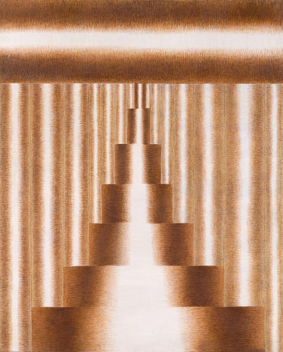 Samarra z cyklu Poliformy XXVI, 1972