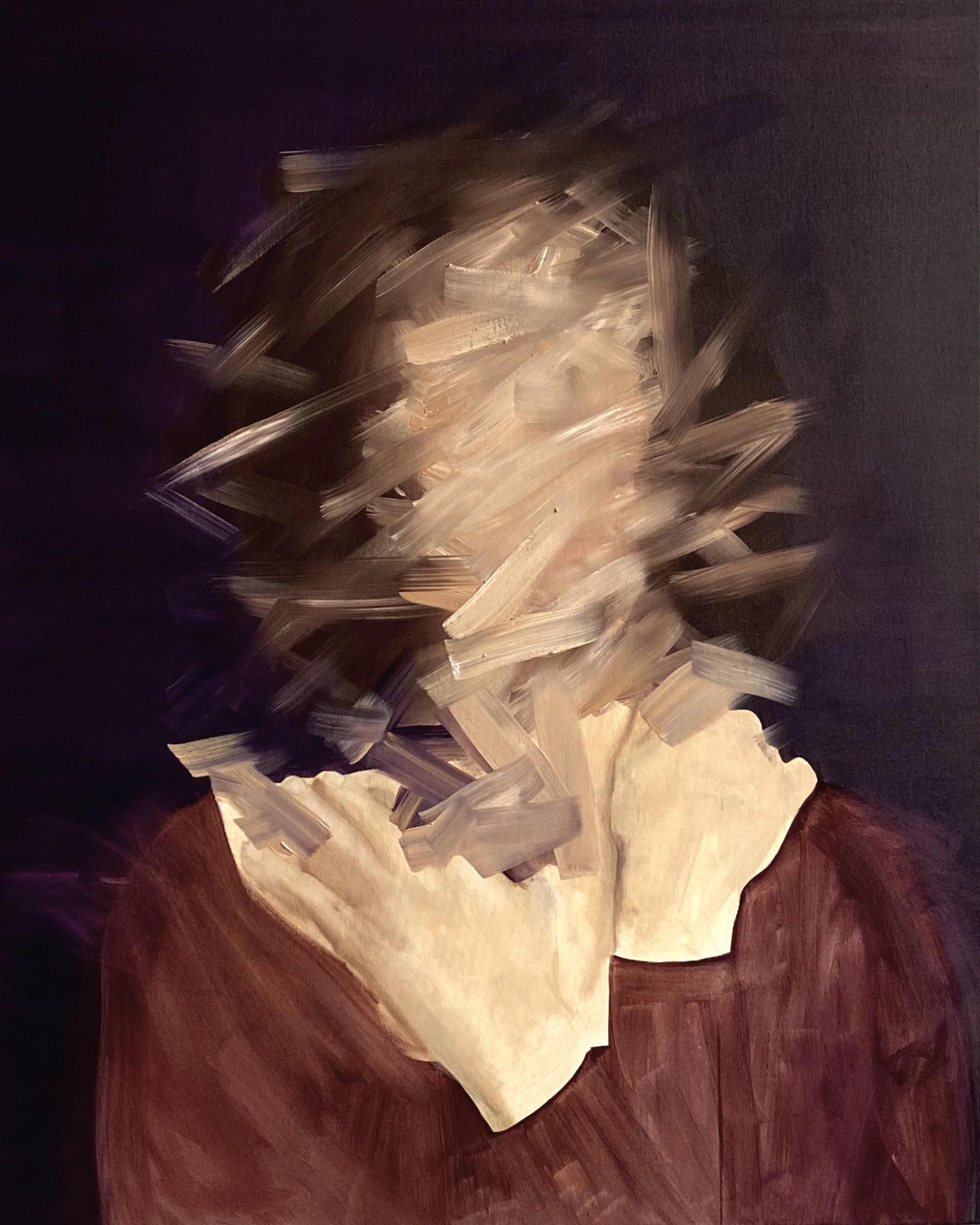 Dziewczyna cienia / Shadow girl, 2020