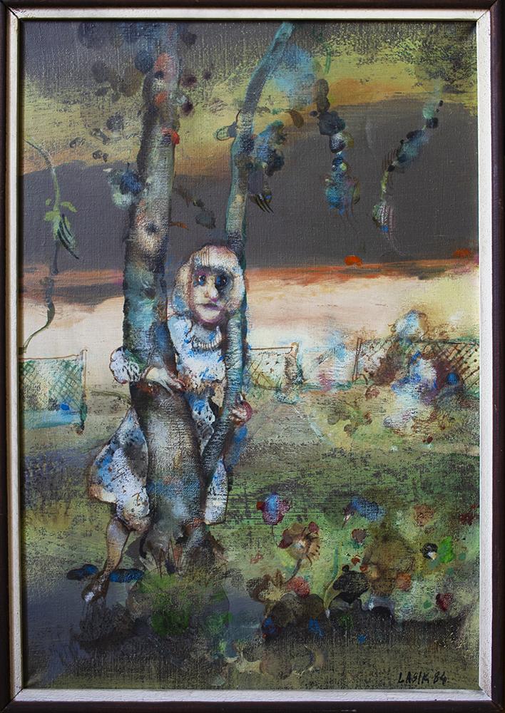 Panna z Zaniemyśla, 1984