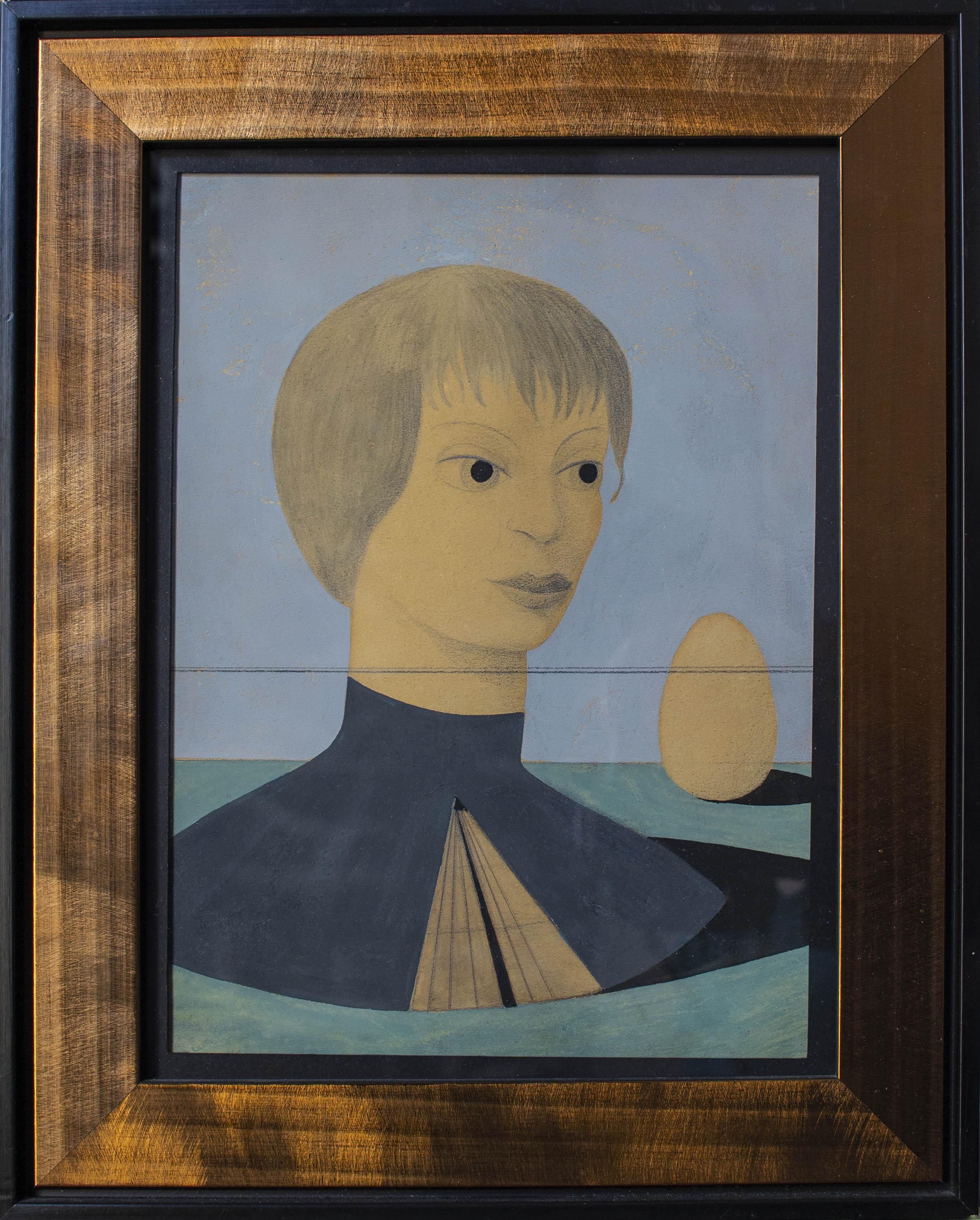Bez tytułu (portret kobiety), 1949