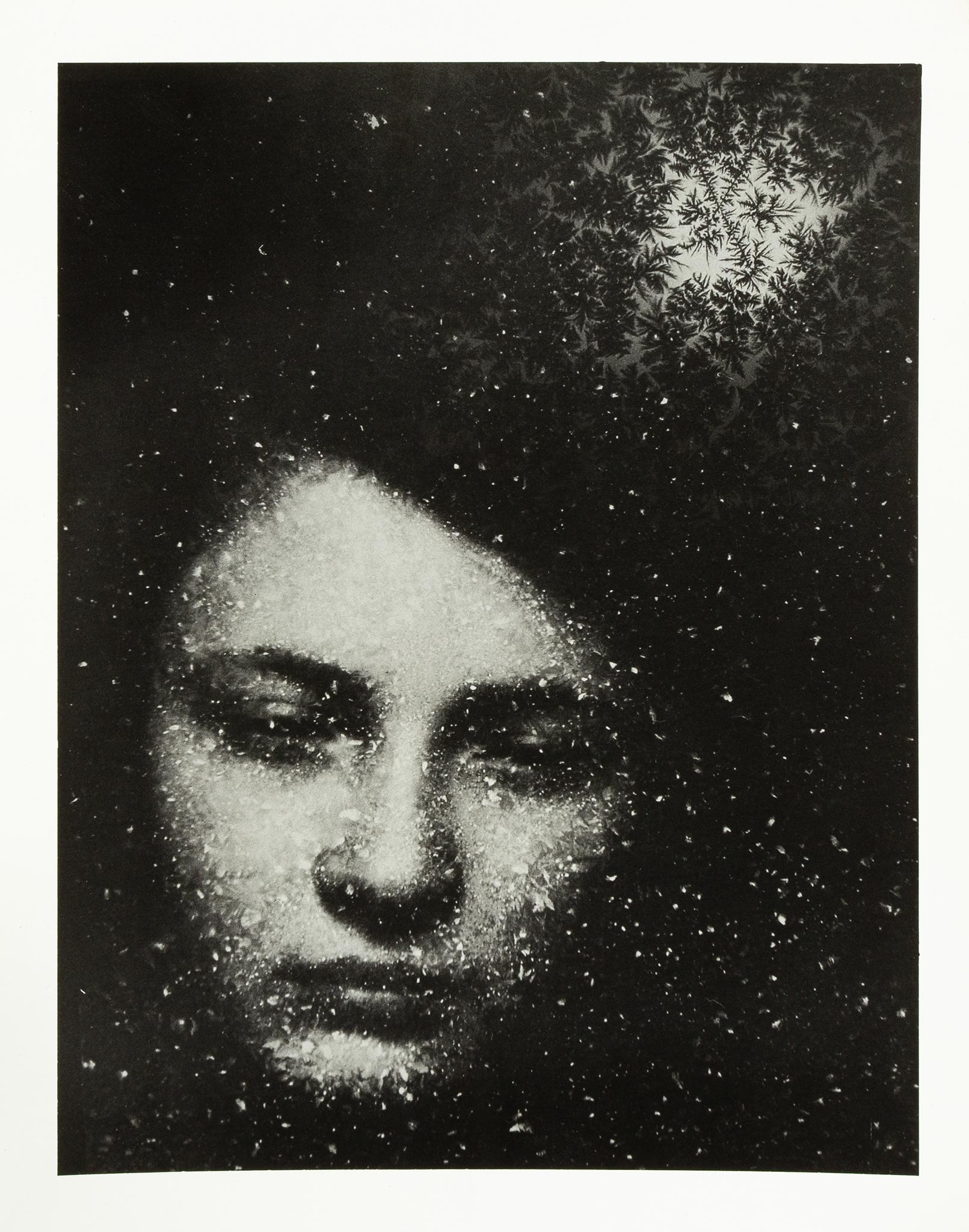 """""""Zimowy portret"""", 1958 rok"""