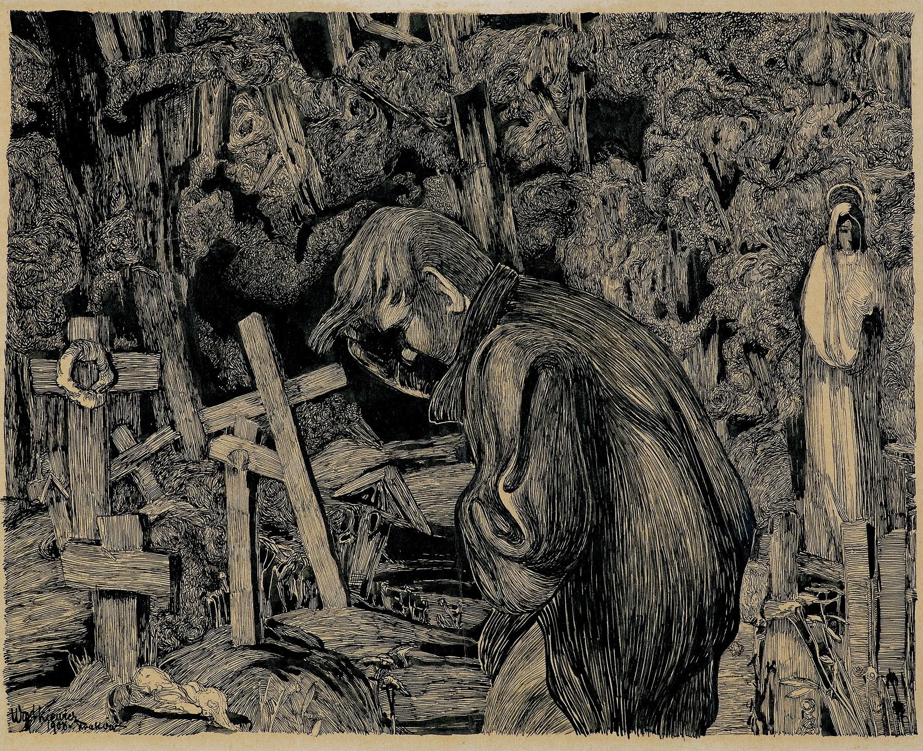 ZADUSZKI, 1908