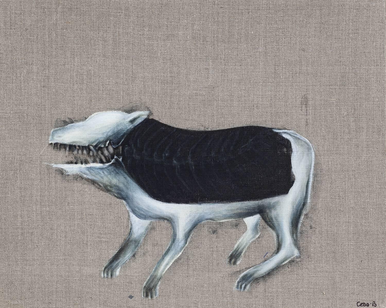 Zwierz z cyklu Moja skóra, 2013