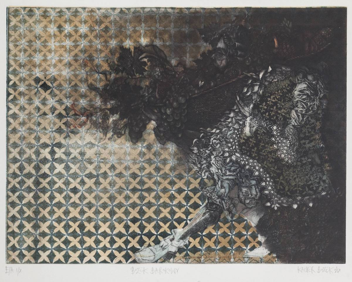 Bożek barokowy, 2001