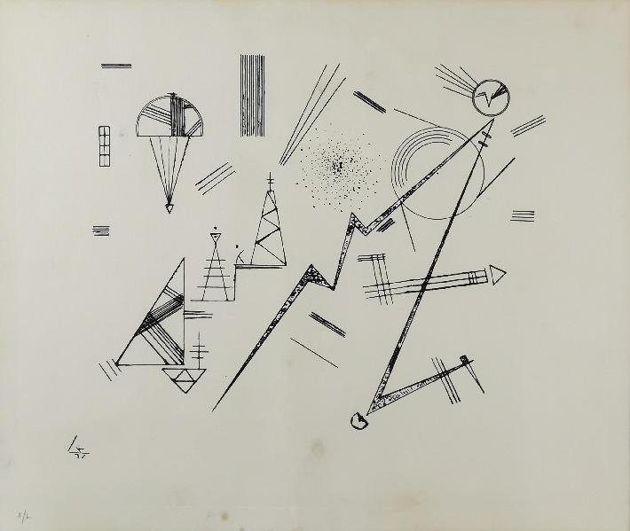 Kompozycja abstrakcyjna II, 1932