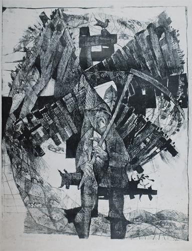 Wiatrak I, 1969