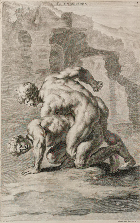 Richard COLLIN - według Joachim von SANDRART