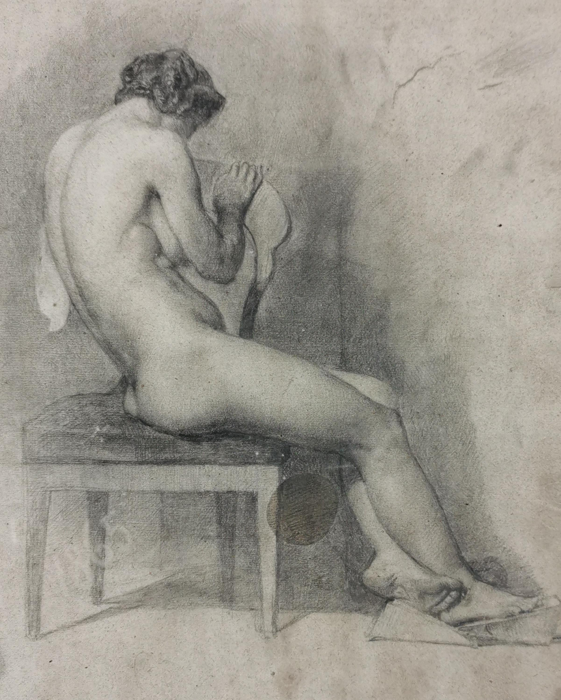 Stadium aktu kobiety, XIX w.