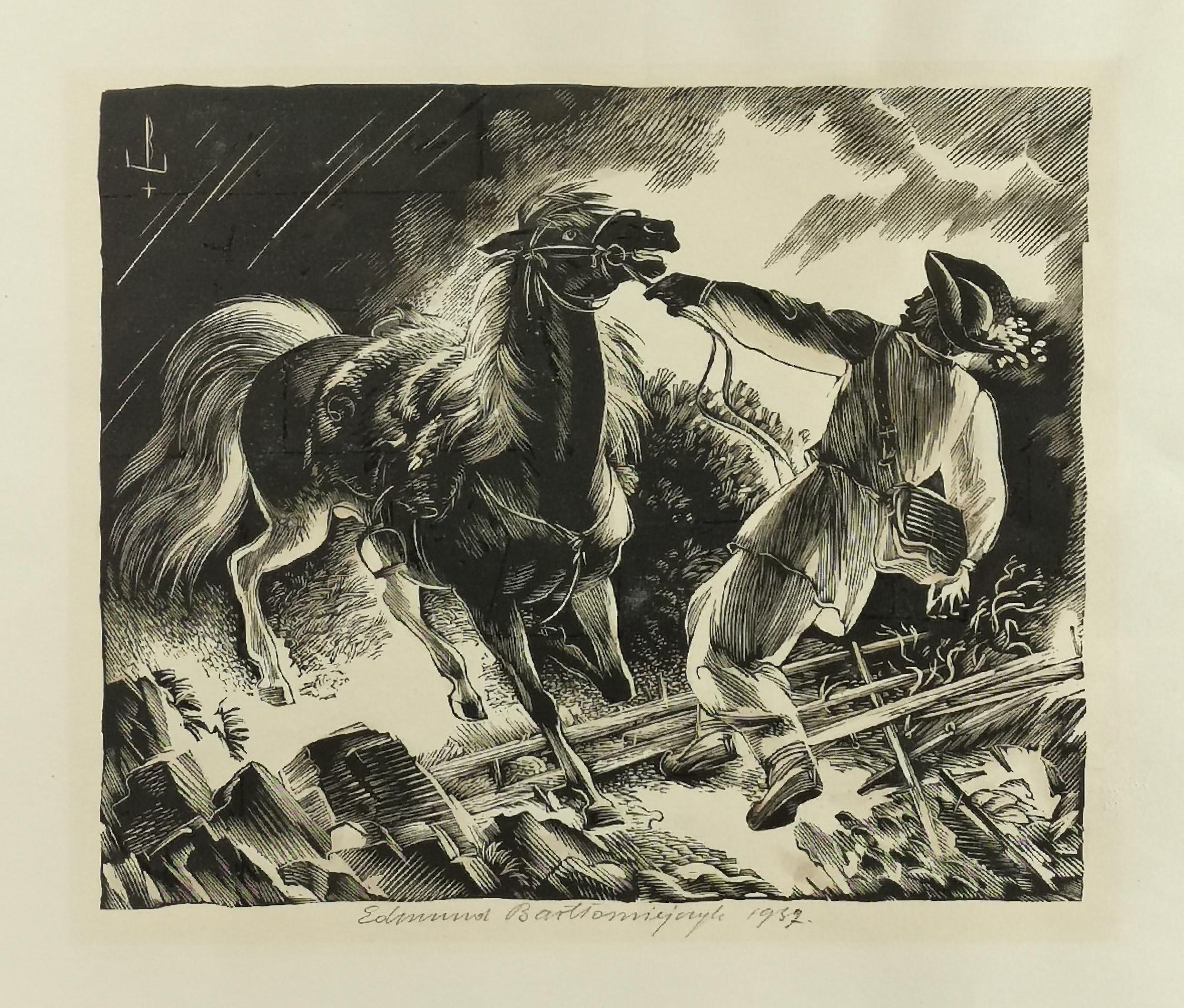 Błyskawica (Burza), 1935