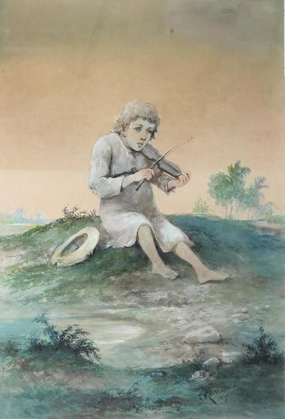 Janko Muzykant, 1902