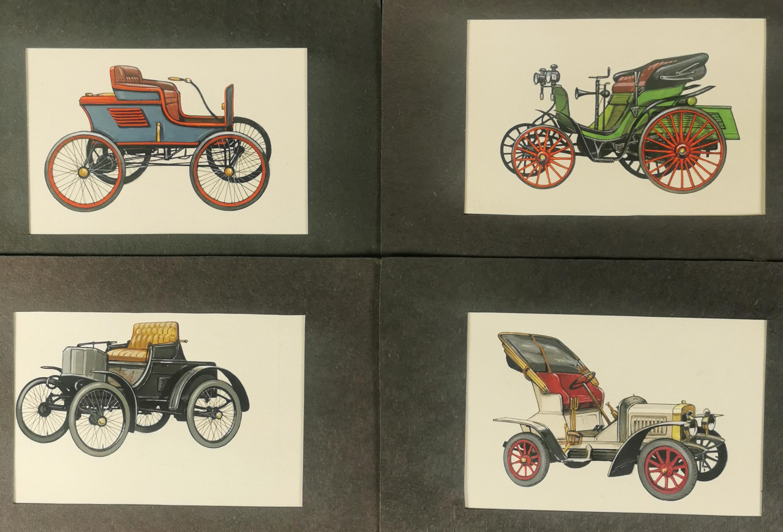 Stare samochody-4 plansze