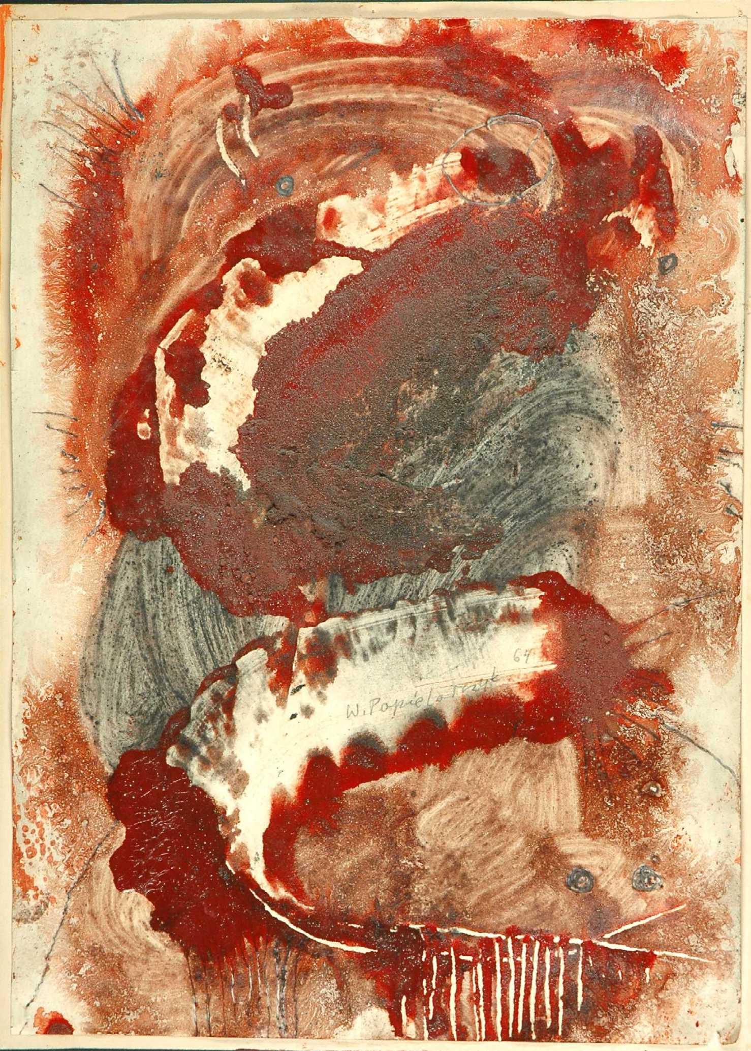 Kompozycja, 1964