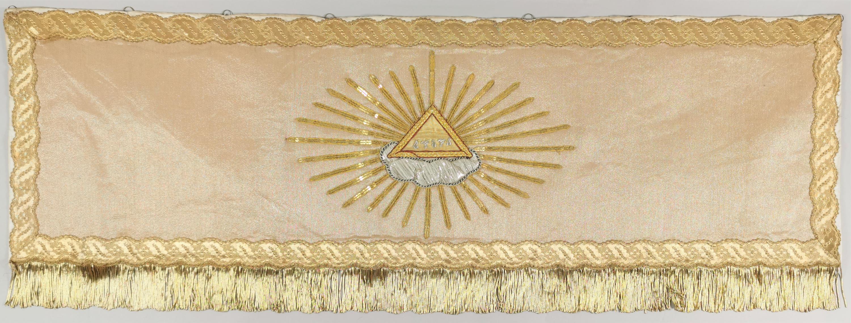 Element haftowanego baldachimu