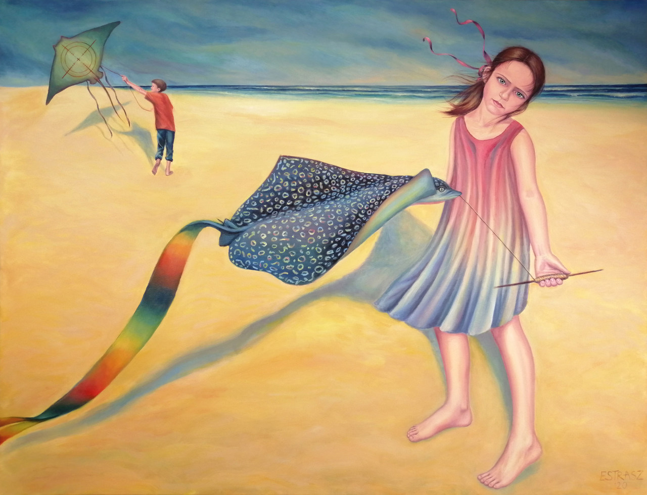 A Perfect Weather to Fly Kites, 2020