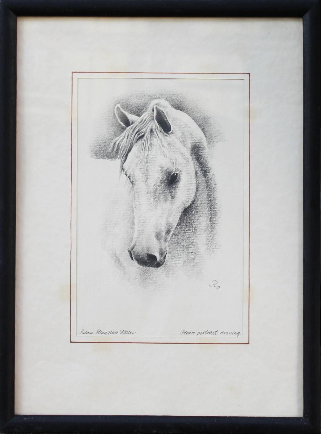 Głowa konia, 1987