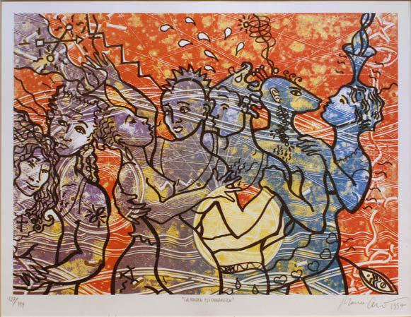 La Fiesta Psychedelica, 1994