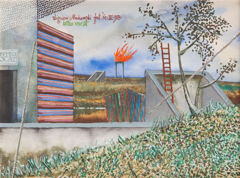 """""""Intro vocat"""", 1973"""
