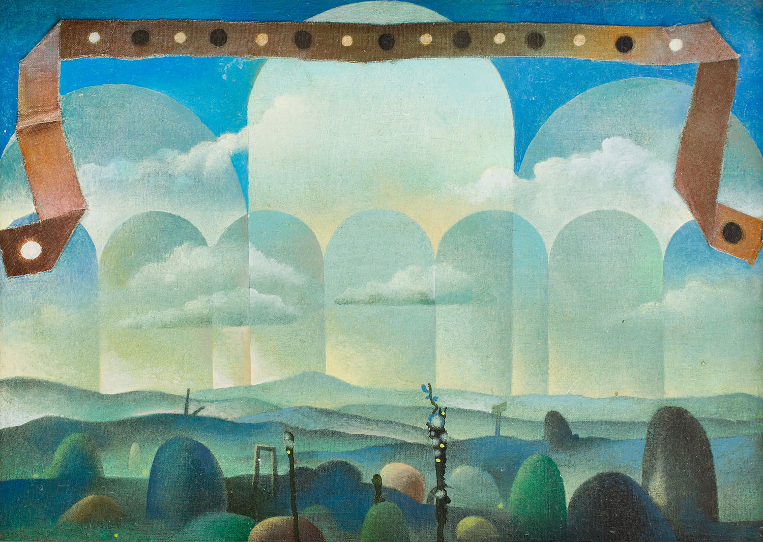 """""""The landscape to be sung"""", 1997"""
