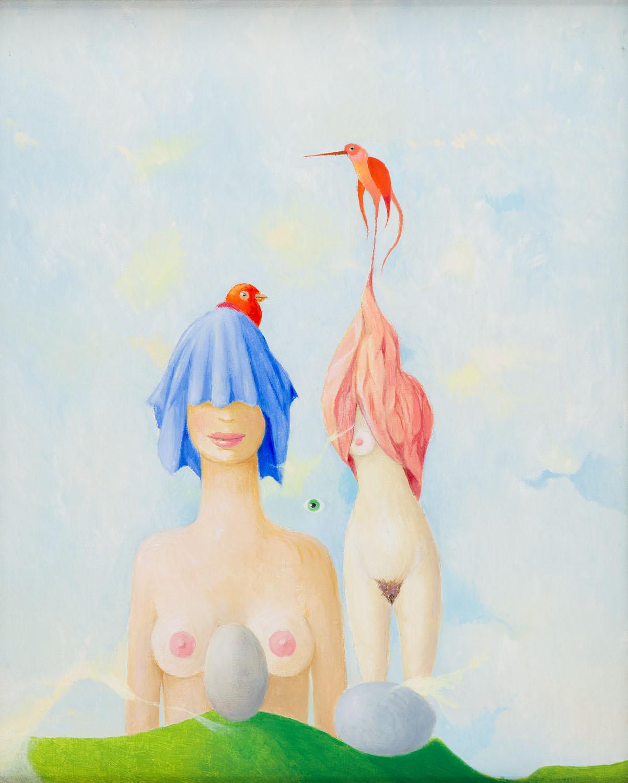 """""""Przed narodzinami następnego dnia i jeszcze następnego"""", 1996"""