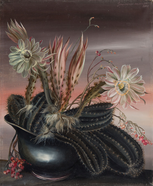 """Mój kaktus"", 1988"